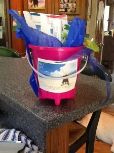 Pure Joy Bucket Full