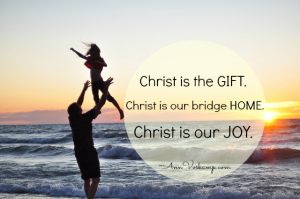Ann Voskamp Gift from your heavenly father