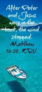 matthew 14 32