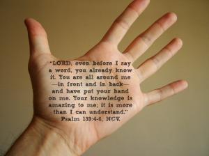 psalm 139 4-6