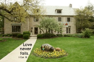 Theta house picture