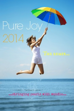 Pure Joy 2014 Umbrella Logo