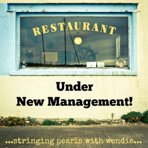 Under new managment restaurant