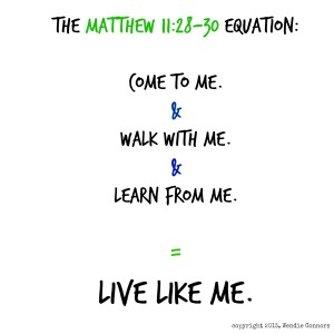 Matthew Equation with copyright