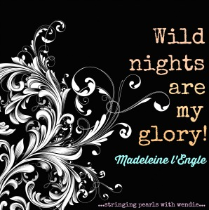 Wild Nights quote