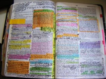 a bible that is falling apart usually belongs to someone who isn't Charles Spurgeon