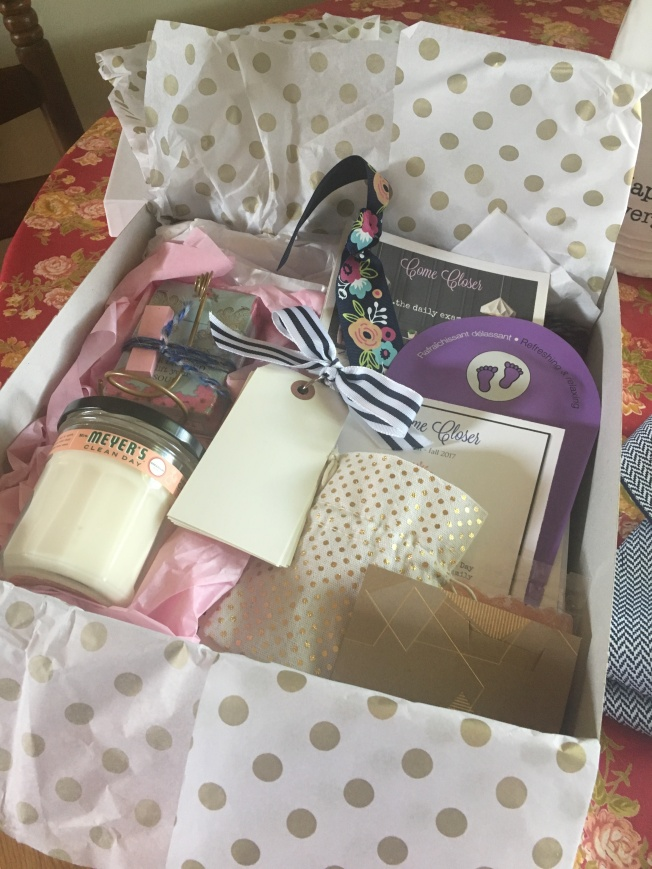 BB Open Box with Goodies Showing