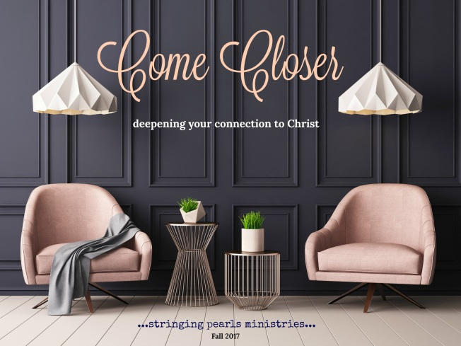 Come Closer Logo with Fall 2017